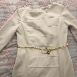 Dress barn white dress